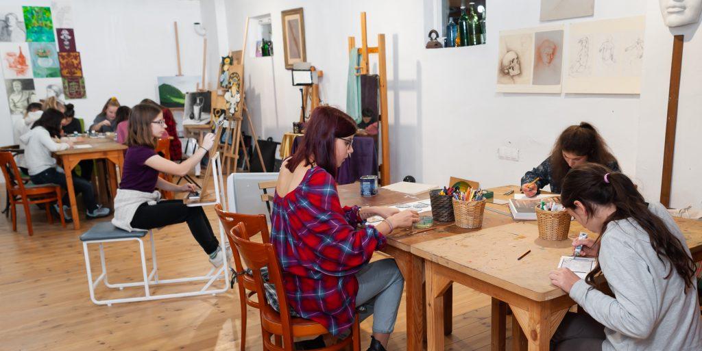 Ifjúsági grafika műhely
