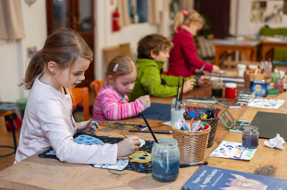 Zebegényi Festészeti Iskola - Alkotóműhely
